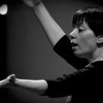 Die Dirigentin Heike Scholl-Braun